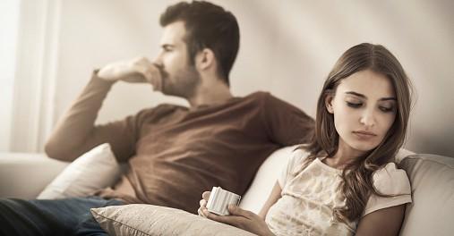 Baja autoestima y malas relaciones